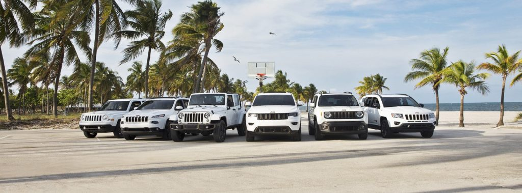 all jeep vehicles