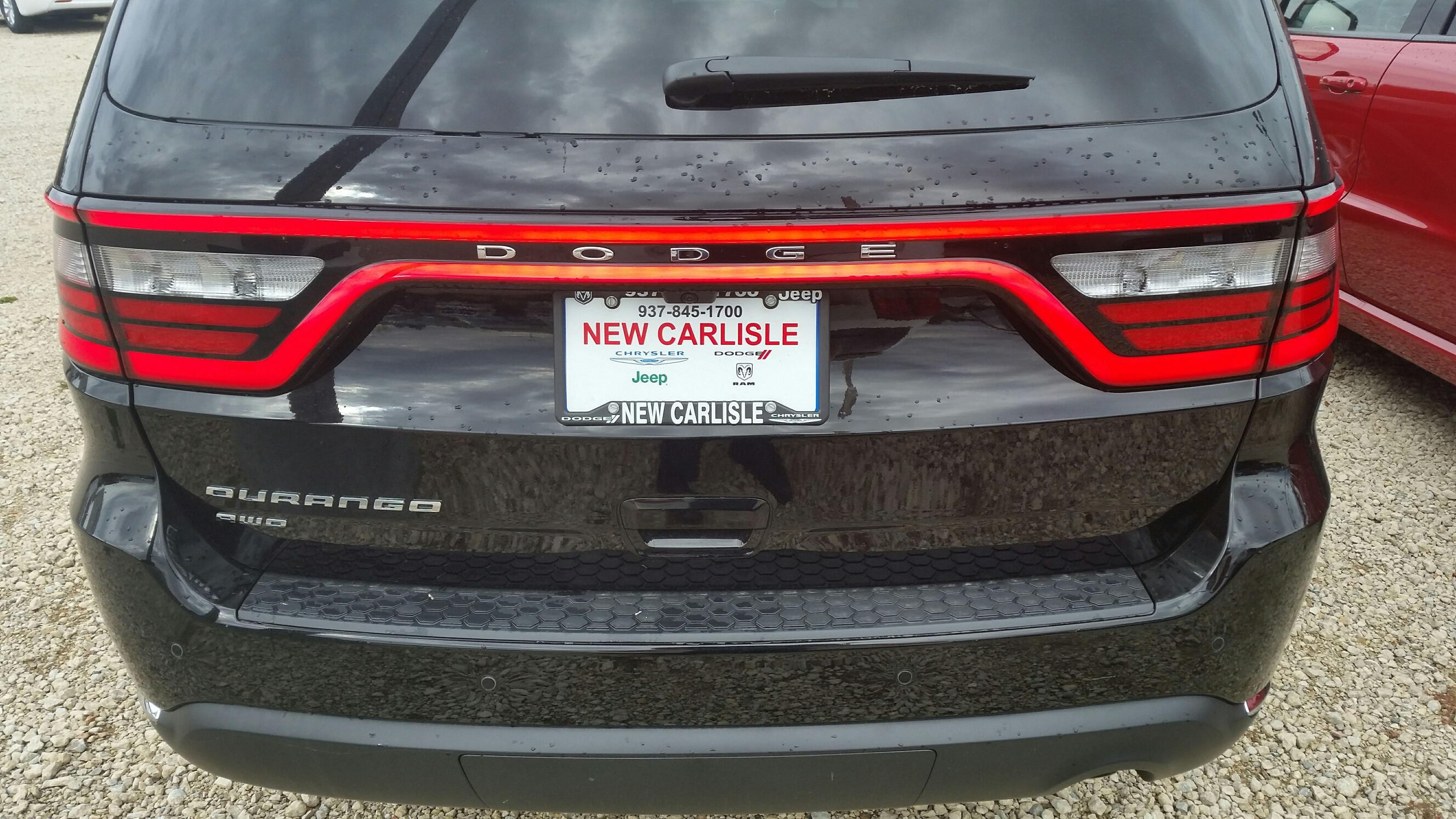 Durango tail light