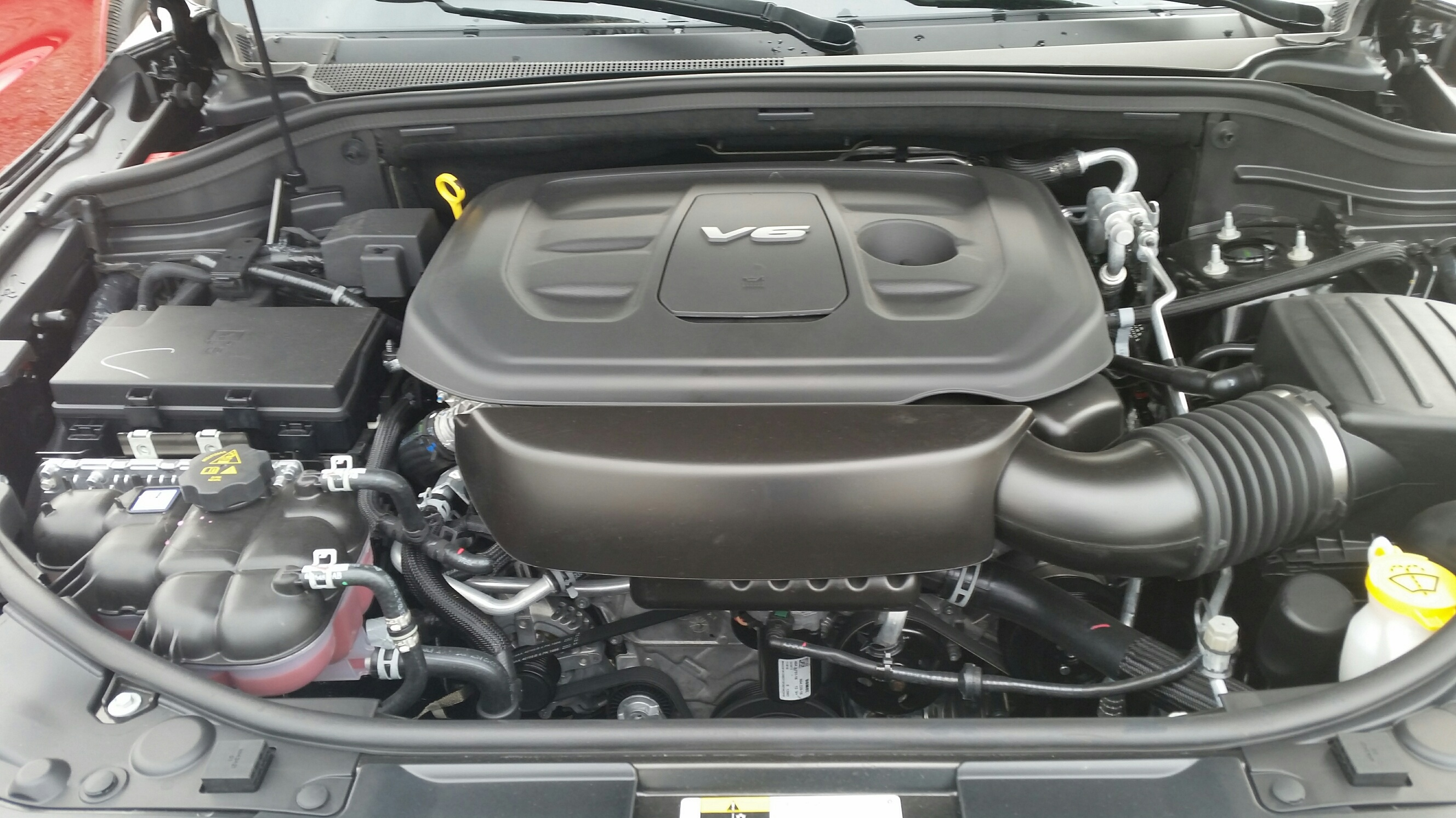 Durango v6 engine
